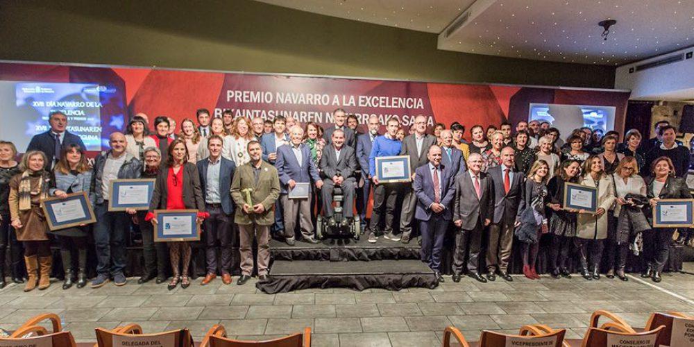 Sello Excelencia Navarra EFQM +300