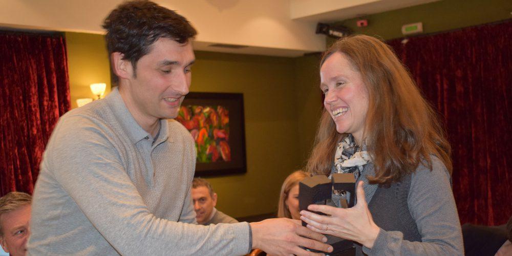 La Fundación reconocida con el Premio Tesicnor