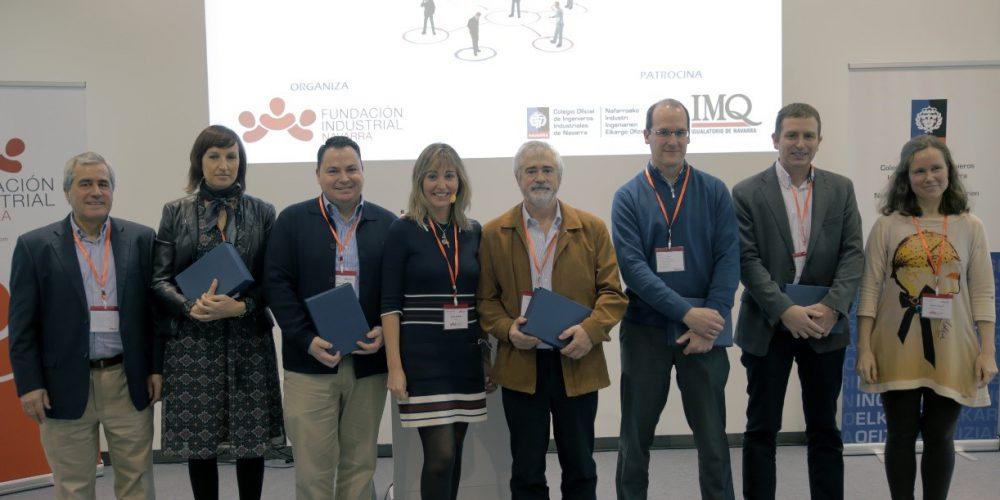 La Fundación reconoce la labor de coaches y empresas en el Foro Empresas