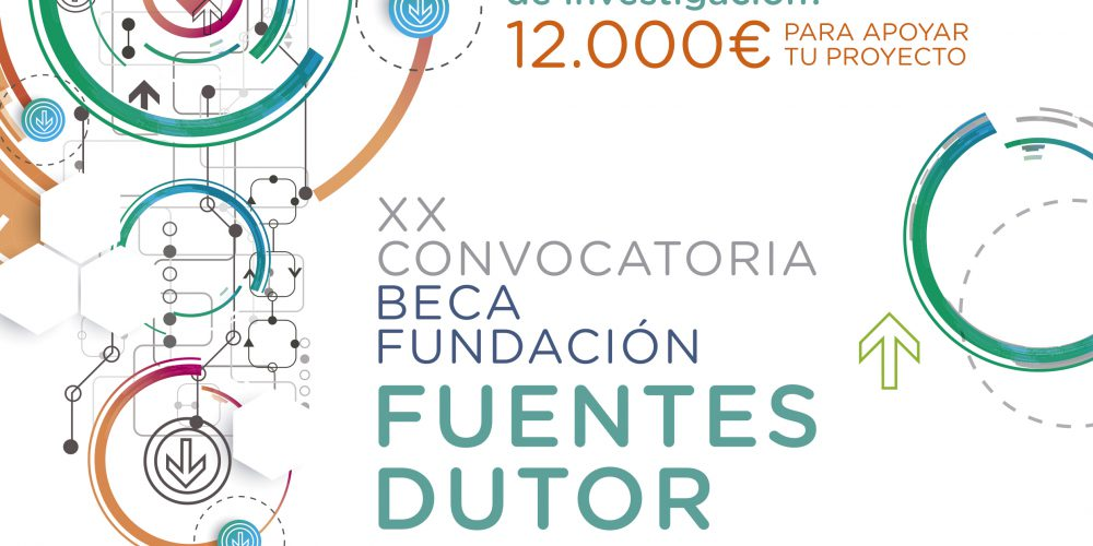 XX Convocatoria de la Beca Fundación Fuentes Dutor