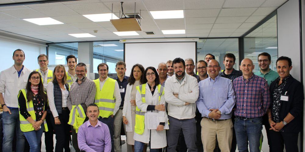 Empresas de la Fundación visitan SAS Automotive