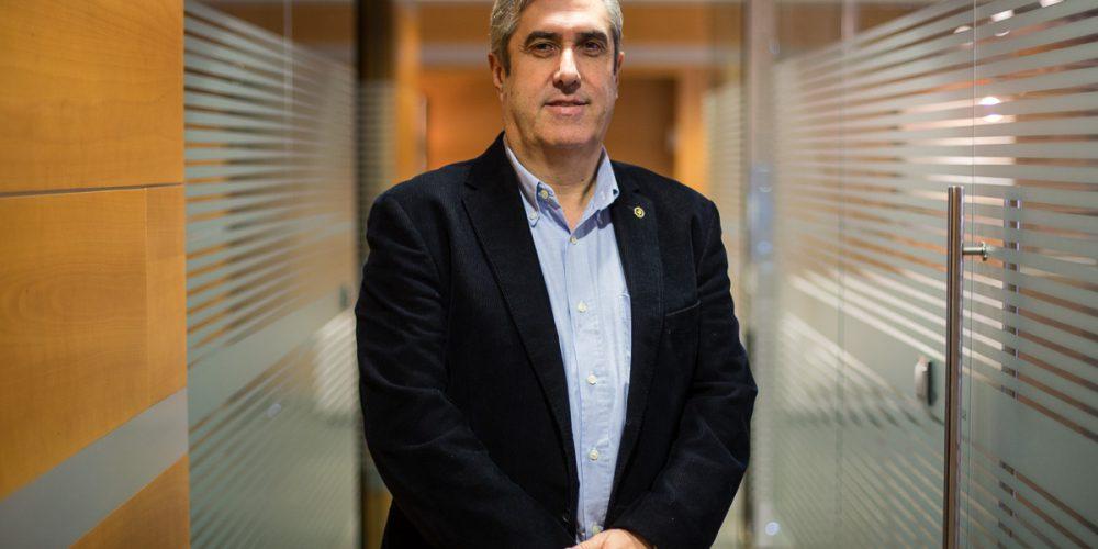 Miguel Iriberri reelegido presidente del CGCOII