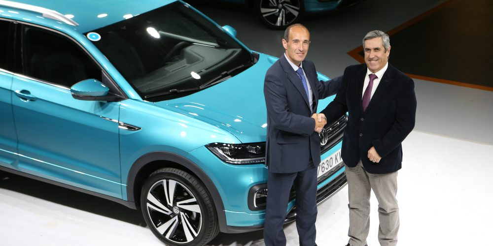 Volkswagen se incorpora a la Fundación Industrial Navarra