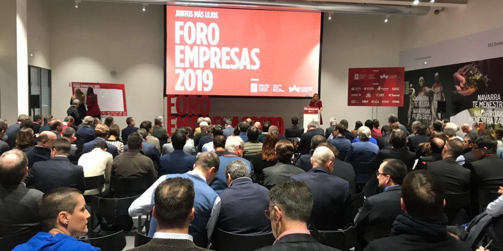 200 directivos reunidos en el Foro Empresas 2019