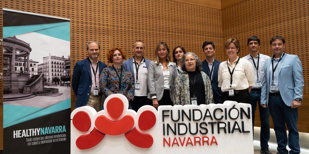 150 asistentes a Healthy Navarra 2019