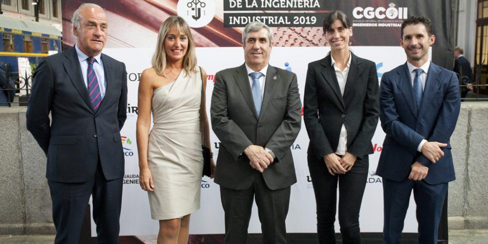Ana Monreal y das-Nano reciben los Premios Nacionales de Ingeniería Industrial