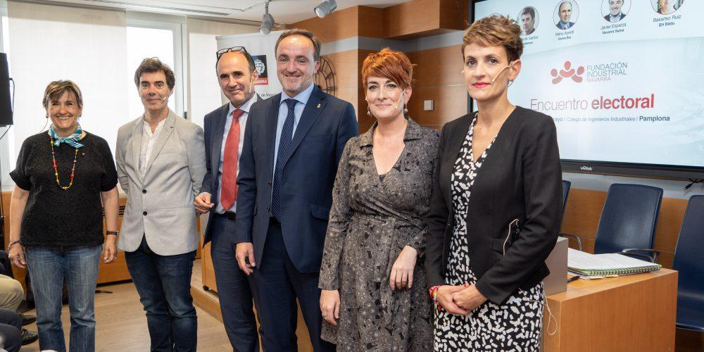 La Fundación reúne a los líderes políticos