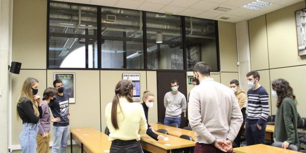 Arranca la Lanzadera de Empleo 2021 de la Cátedra Ingeniería y Empresa