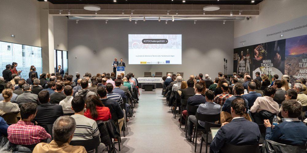 50 empresas mostrarán su tecnología e innovaciones en #OTDChallenge2021