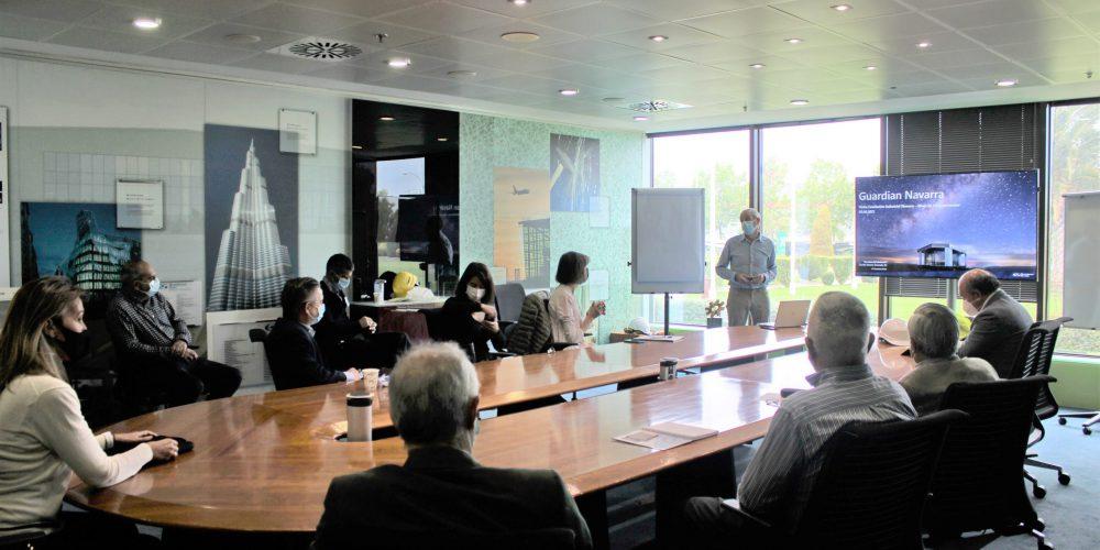 Claves de la Mesa de Estrategia de Multinacionales: Caso Guardian Glass