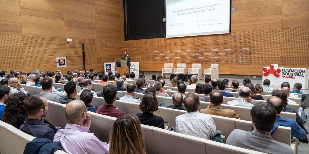 El Congreso de energía reúne a 130 profesionales